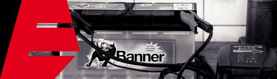Starterbatterien Exmanco - gratis Einbauservice