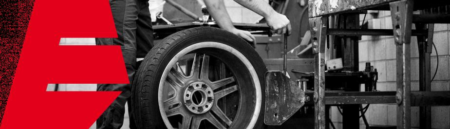 Reifen-Felgenservice Exmanco - Zwei Mal im Jahr auf zum Reifenwechsel.