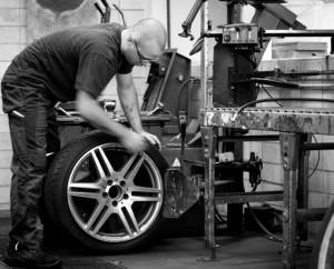 Werkstatt Exmanco - Reifen- und Felgenservice